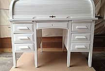 Refinished Furniture / The Paint Shop refinishes old and worn out furniture like new