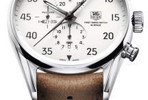 Watches / Klokker jeg liker.