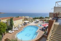 Sea view Resort Hotel & SPA, 4 Stars luxury hotel, apartments, studios in Karfas, Offers, Reviews