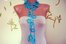 Lariats and Scarves! / by Allison Matus