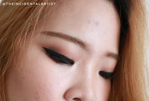 Makeup for monolids / I will help you appreciate your Asian eyes better