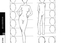 Женские и мужские тела