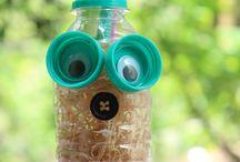 Plastic bottle crafts / Plastic bottle crafts, Recycle Plastic bottle