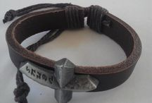Leather Jewelry / Leather jewelry for sale on Ebay and Etsy