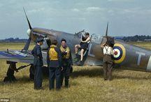 Britain At War 1939-1945 / by Mark Edgar-Evans