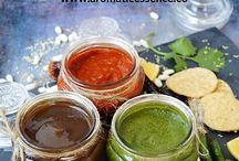 Chutneys & Pickles