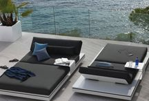 Summer: Season of the Senses / Summer is a wonder for the senses. Our precious time spent outdoors should be filled comfort, serenity, and beauty. #design #decor #fabic / by Webster & Company