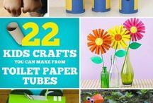 Kids Craft Stuff / Craft ideas for my kids!