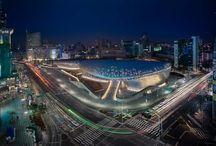 Dongdaemun Design Plaza-東大門設計廣場 / 前衛銀翼之艙