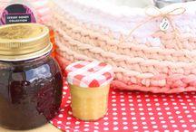 LovePastels / Handmade Crochet Home Accessorizes