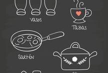 Utencilios para cocina