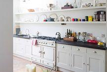 The kitchen / Idéer för köket.