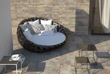 Outdoor Inspiration / Inspirational outdoor concept ideas by Metro Tiles.