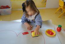 Dia de S. Valentim 2015 / Trabalhos realizados pelas alunas e pelos alunos da Creche no âmbito do Dia de S. Valentim onde foi celebrado o Amor e Amizade.
