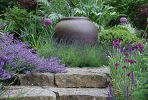 Garden ideas / Garden decorations
