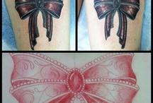 Tattoos!  / by Victoria Salinas