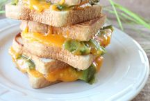 Grilled Cheese {Gluten-Free Style}