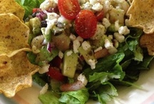 Food: Salads / Recipes for salads, whether a side or main dish.
