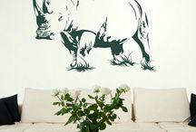 tatoo rhino