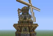 Minecraft constructions tutorial