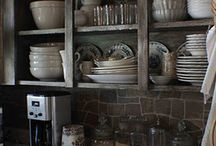 Keukenkast / Ideeen voor keukenkast