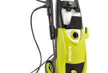 Sun Joe SPX Electric Pressure Washer