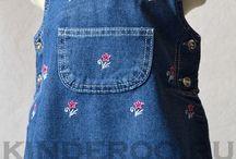 переделка детской одежды