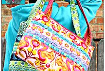 Sewing Tote Bag and Purse Patterns