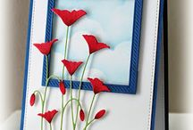 Cards - Prim Poppy