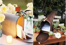 Wedding mailbox / by Nina Ng
