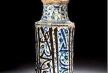 14-16. yüzyıl iran seramikleri