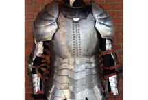 Armor/ Swords and more