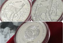 my commemorative circulation coins of transnistria