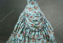 Régi idők divatja / Old time costumes