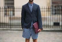 Uomini & Fashion  / by Andre Hidalgo