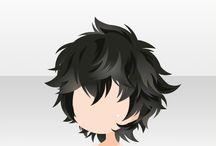 hair-baby-face