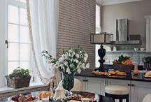 Cook homes idea board