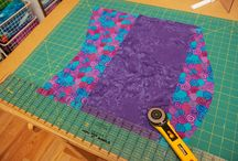 Quilting with Interleave method