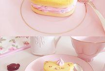 Bake me something pretty