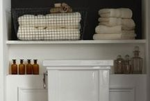 POWDER ROOMS / FOR MORE THAN JUST POWDERING YOUR NOSE