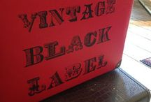Vintage Black Label / carefully curated rare fashion finds