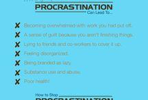 Productivity / Stuff