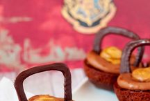 Harry Potter baking / Recipes and ideas for Harry Potter inspired baked goodies