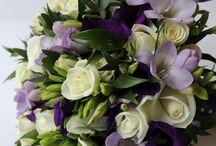 svatební floristika