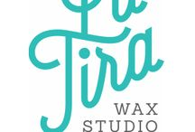 La Tira Wax Studio / An inside look at our studio, and the beautiful things that make it.