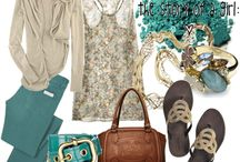 Teal jeans / by Anna Inman