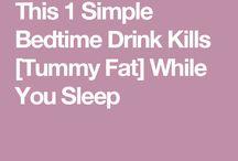 Belly fat recipe