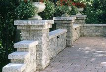 A WALL, IS A WALL... IS A WOW! / If your client wants more than an ordinary retaining wall, select VERSA-LOK. No other wall system gives you the same combination of aesthetics, installation ease and performance.