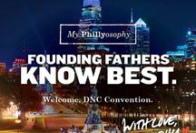 2016 Democratic National Convention in Philadelphia / All eyes will be on Philadelphia in July 2016 as the city hosts the Democratic National Convention. / by Visit Philly