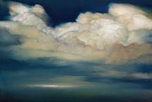 Cloud art / by Christine Deemer
